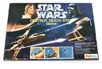 Palitoy Star Wars vintage Destroy Death Star Game