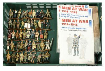 Del Prado - Osprey, Men at War 1914 -1945