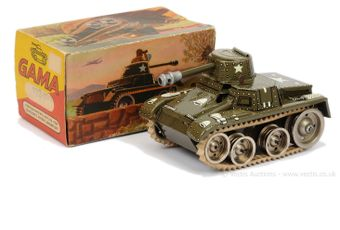 Gama - West Germany - Model 703 [70/3] - Tank