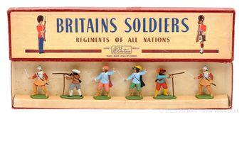 Britains Herald Series Set H