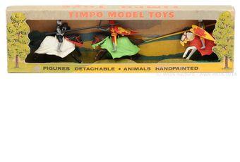 Timpo - Medieval Range, comprising: Set 15