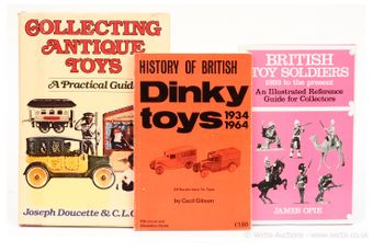 Collecting Books - British Toy Soldiers