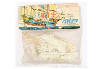 Airfix Historical Ships Series 1, Type 2 Bagged Kits
