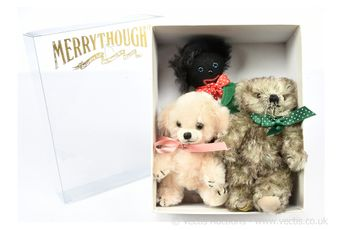 Merrythought Micro Magnet and Golly Set