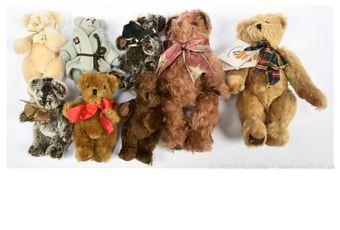 Canterbury Bears x eight,