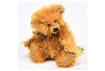 Shultz Character Designs Digger teddy bear