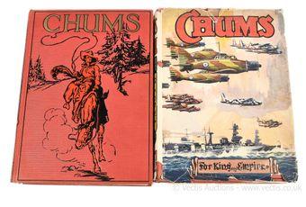 CHUMS, Annual [School Boy Magazine Published, 1896 -1941]