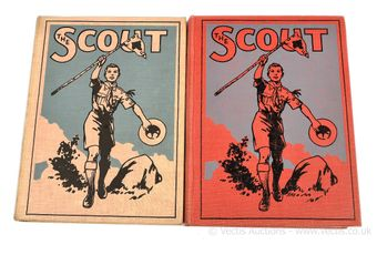 The Scout Annual, 1952 & 1954 Editions