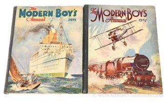 The Modern Boy's Annual, 1933