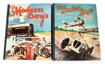 The Modern Boy's Annual, 1935
