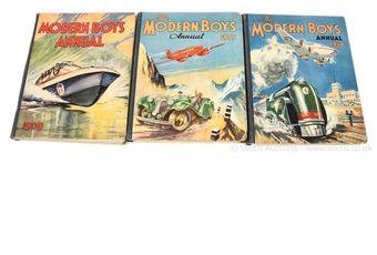 The Modern Boy's Annual, 1937, 1938