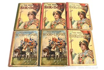 The Wonder Book of Empire, 1st, 3rd, 7th, 9th [2]