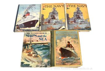 The Wonder Book of Ships, 8th