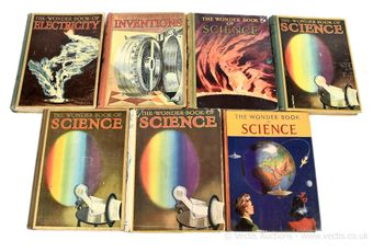 The Wonder Book of Science, 1st, 3rd, 5th