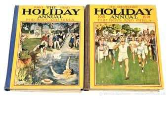 The Greyfriars Holiday Annual for Boys & Girls: 1920