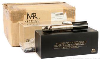 Master Replicas Star Wars Elite Edition 2005 Collectors Society