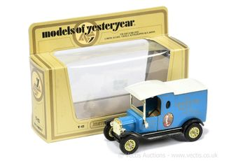 Matchbox Models of Yesteryear Y12 1912 Ford Model T Van