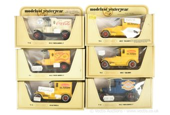 Matchbox Models of Yesteryear group of Code 2/3 issues