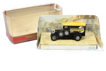 Matchbox Models of Yesteryear Code 2 issue Y47 Morris Light Van