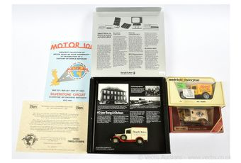 """Matchbox Models of Yesteryear pair (1) Code 2 issue """"Bang"""