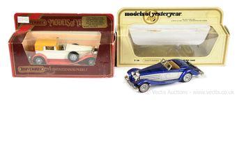 Yesteryear pair (1) Y20 1927 Mercedes Benz 540K
