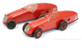 Triang Minic pair of post-war Racing Cars
