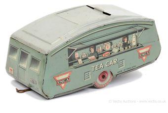 "Mettoy ""YMCA Tea Car"""