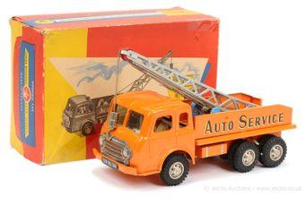 "Joustra (France) 466 ""Auto Service"" Wrecker Truck"