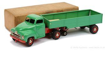 CKO (Kellermann Germany) 1950's Articulated Truck