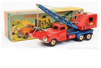 "Marusan (Japan) large ""Crane Truck"""