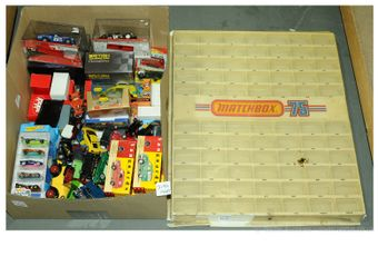 Matchbox, Hot Wheels, Brumm, Vanguards