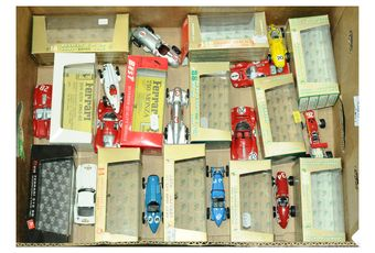 Brumm a boxed group to include R38 Auto Union