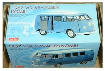 Sun Star a boxed 5061 1957 Volkswagen Kombi in blue