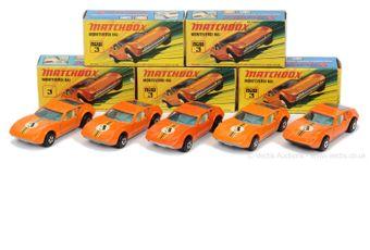 Matchbox Superfast 5 x 3b Monteverdi Hai