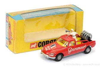 Corgi 510 Citroen DS Conversion