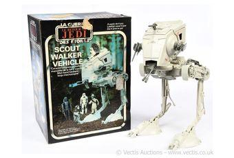 Palitoy Star Wars Return of the Jedi vintage Scout Walker