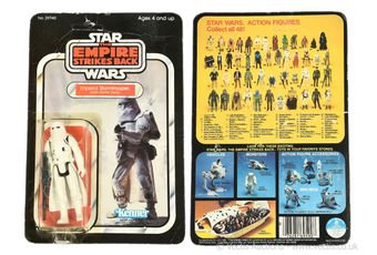Kenner Star Wars The Empire Strikes Back vintage Imperial Hoth