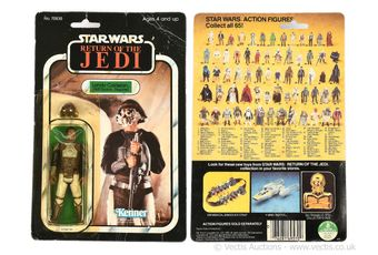 Kenner Star Wars Return of the Jedi vintage Lando Calrissian