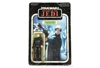 Palitoy Star Wars Return of the Jedi vintage Luke Skywalker Jedi