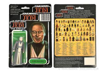 Palitoy Star Wars Return of the Jedi vintage Tri-Logo Anakin