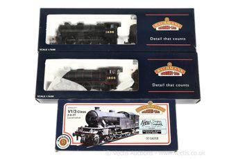 Bachmann OO Gauge LNER Steam Locos comprising 31-855 0-6-0 lined
