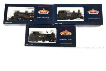 Bachmann OO Gauge LNER Tank Locos comprising 31-054 0-6-0 lined
