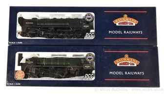 Bachmann OO Gauge BR 2-10-0 Class 9F Steam Locos comprising 32-850K