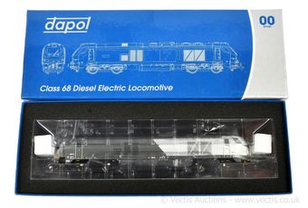 Dapol OO Gauge 4D-022-004 Bo-Bo Chiltern grey and silver livery