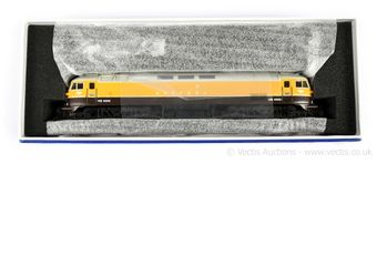 Brush/Hawker Siddeley HS4000 Prototype Diesel Loco in brown and