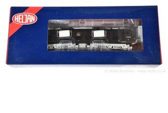 Heljan OO Gauge 77031 Co-Co BR lined black Class EM2 Overhead