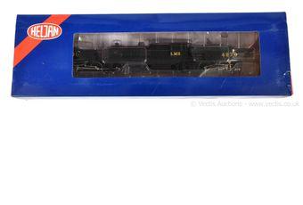 Heljan OO Gauge 266201 2-6-0 0-6-2 LMS black livery Beyer Garratt