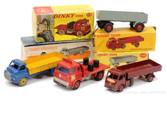 """Dinky Electric Articulated Lorry """"British Railways"""""""