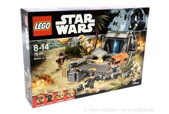 Lego Star Wars set number 75171 Battle on Scarif