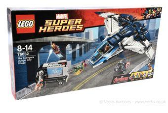 Lego Marvel Super Heroes Avengers Age of Ultron The Avengers
